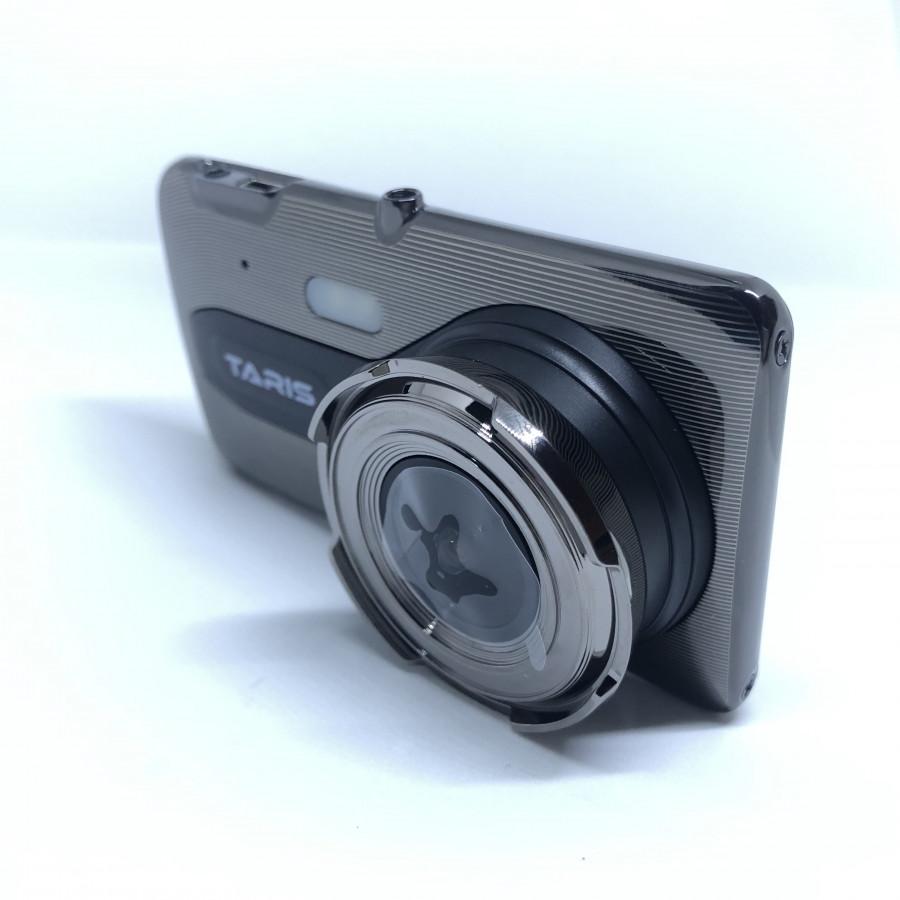 Camera hành trình Ô tô tự lắp dễ dàng Taris TA9 chính hãng - Full HD 1080p - cảnh báo va chạm - Gsensor - ghi hình ngược...