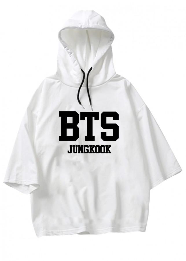 Mẫu Áo Hoodie JungKook 97 BTS Áo Hoodie BTS Mới