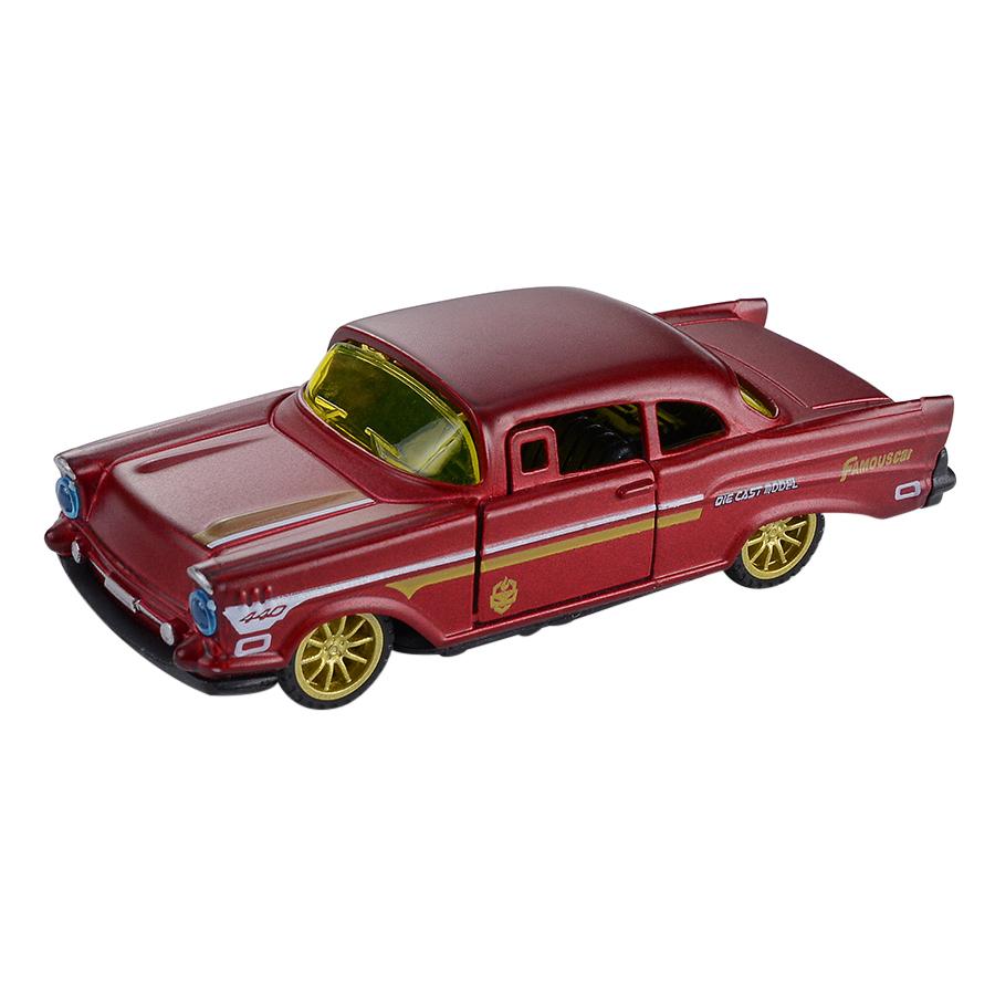 Xe Mô Hình Kim Loại Copy Car W7733-92-1