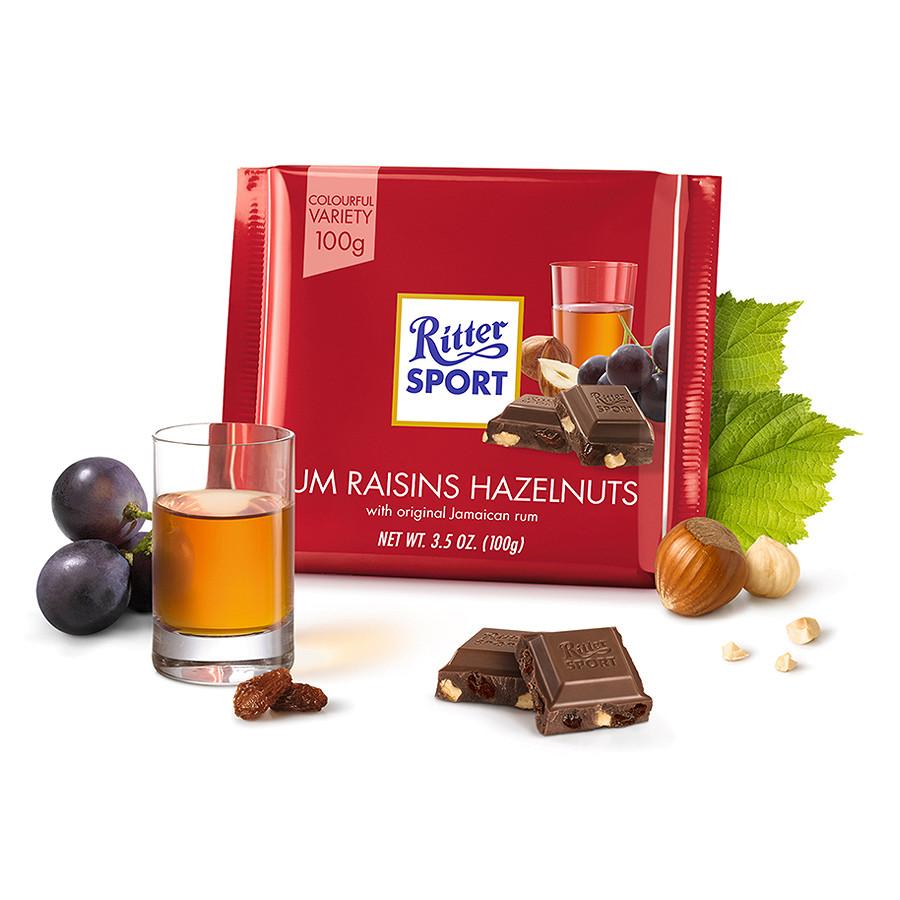 Sô Cô La Nhân Rượu Rum, Nho Khô Và Hạt Dẻ Hiệu Ritter Sport (100g) - 1041296 , 4000417012005 , 62_3219697 , 55000 , So-Co-La-Nhan-Ruou-Rum-Nho-Kho-Va-Hat-De-Hieu-Ritter-Sport-100g-62_3219697 , tiki.vn , Sô Cô La Nhân Rượu Rum, Nho Khô Và Hạt Dẻ Hiệu Ritter Sport (100g)