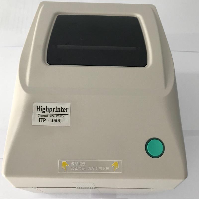 Máy in mã vạch Highprinter HP-450U ( khổ 110mm)- Chính hãng - 7112225 , 9140457422558 , 62_16152460 , 4000000 , May-in-ma-vach-Highprinter-HP-450U-kho-110mm-Chinh-hang-62_16152460 , tiki.vn , Máy in mã vạch Highprinter HP-450U ( khổ 110mm)- Chính hãng