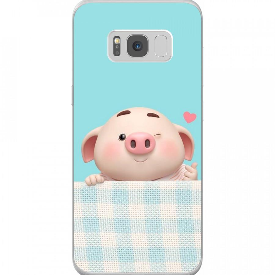Ốp Lưng Cho Điện Thoại Samsung Galaxy S8 Plus - Mẫu aheocon 134