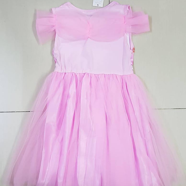 Đầm bướm bé gái