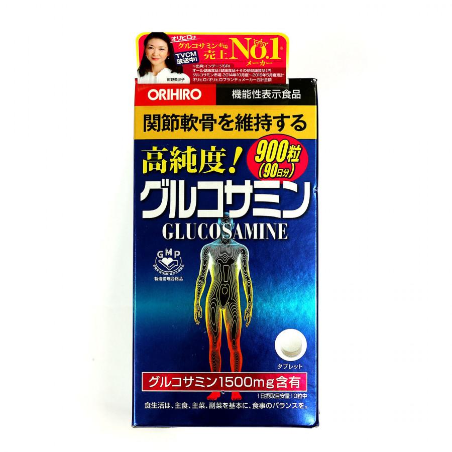 Thực phẩm chức năng Viên uống bổ xương, khớp Glucosamin Orihiro Nhật Bản (ORIHIRO Hight Pure Glucosamine Tablets) - 1735949 , 5452259768722 , 62_12198190 , 800000 , Thuc-pham-chuc-nang-Vien-uong-bo-xuong-khop-Glucosamin-Orihiro-Nhat-Ban-ORIHIRO-Hight-Pure-Glucosamine-Tablets-62_12198190 , tiki.vn , Thực phẩm chức năng Viên uống bổ xương, khớp Glucosamin Orihiro Nh