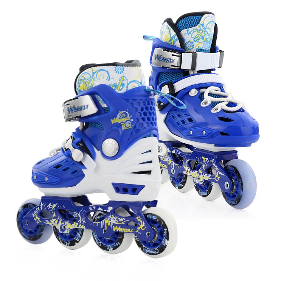 Giày Trượt Patin Trẻ Em Weiqiu WQ302-PS