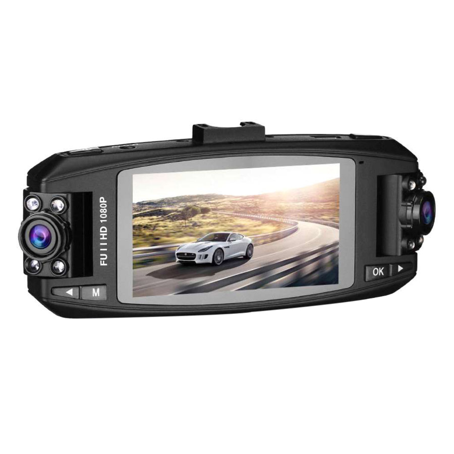 Camera Hành Trình 2528 New Camera Xoay Góc Rộng Elitek - Hàng Nhập Khẩu