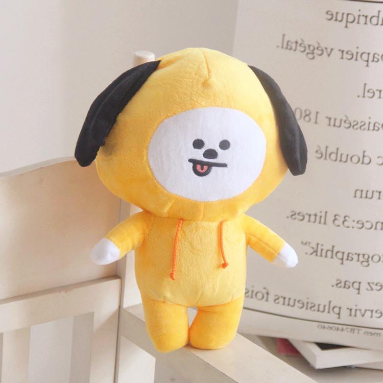 Gấu bông BT21 Chimmy của Jimin BTS