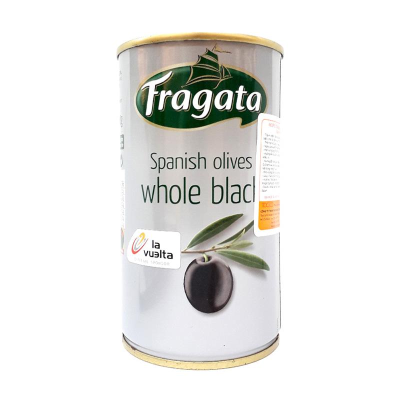 Oliu Trái Đen Nguyên Hạt Fragata (350g)