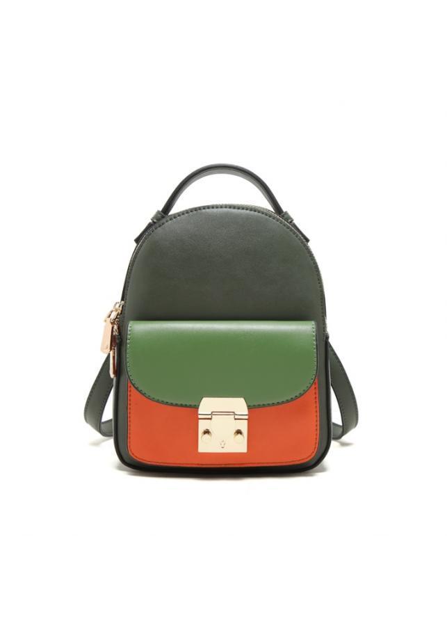 Balo mini kết hợp túi xách Micocah - TX00588m