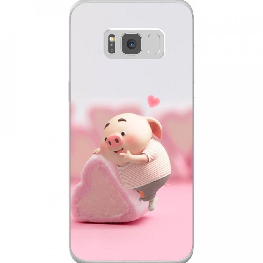 Ốp Lưng Cho Điện Thoại Samsung Galaxy S8 Plus - Mẫu aheocon 73