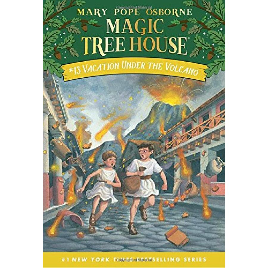 Vacation Under the Volcano (Magic Tree House #13) - 1234866 , 6713099940372 , 62_5262263 , 143000 , Vacation-Under-the-Volcano-Magic-Tree-House-13-62_5262263 , tiki.vn , Vacation Under the Volcano (Magic Tree House #13)