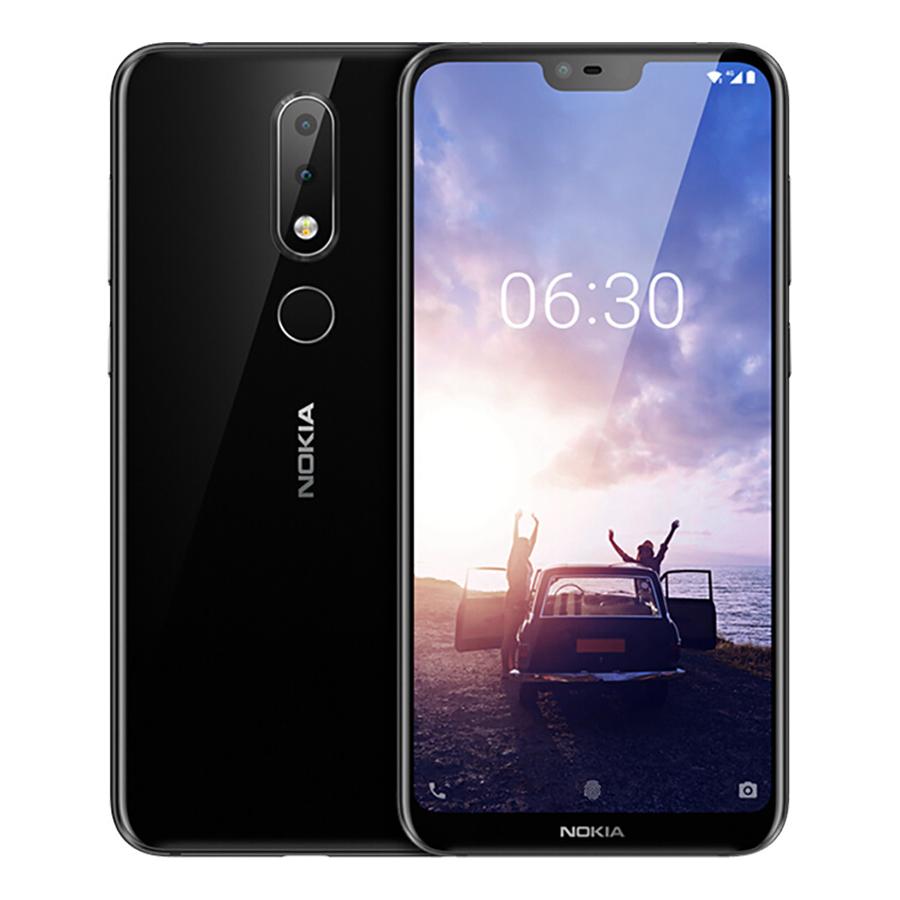 Điện Thoại Nokia X6 64GB Ram 6GB (Có Tiếng Việt) - Hàng Nhập Khẩu - Đen - 1461811 , 7026194362079 , 62_13783654 , 7900000 , Dien-Thoai-Nokia-X6-64GB-Ram-6GB-Co-Tieng-Viet-Hang-Nhap-Khau-Den-62_13783654 , tiki.vn , Điện Thoại Nokia X6 64GB Ram 6GB (Có Tiếng Việt) - Hàng Nhập Khẩu - Đen