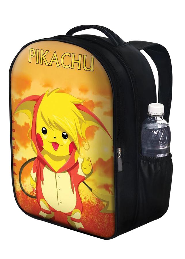 Balo Unisex In Hình Pikachu - BLMA124