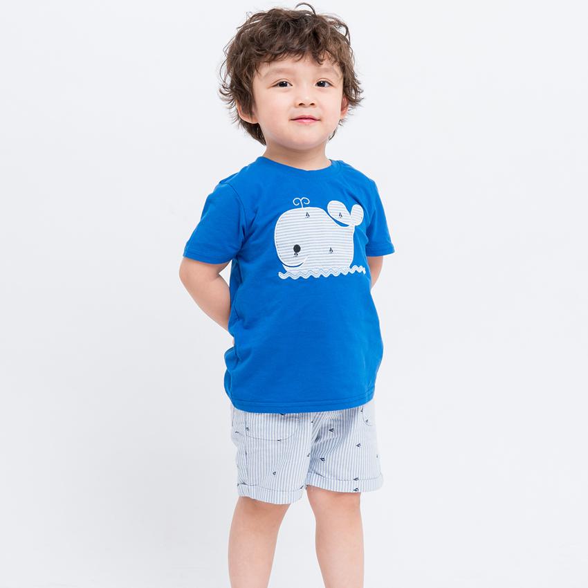 Set bt thêu cá voi xanh cho bé trai K