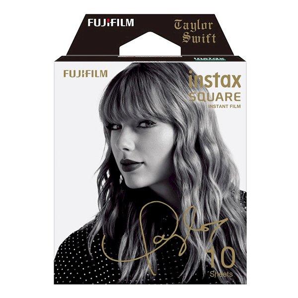 Hộp Phim Fujifilm Instax Mini Square Taylor Swift - Hàng Chính Hãng