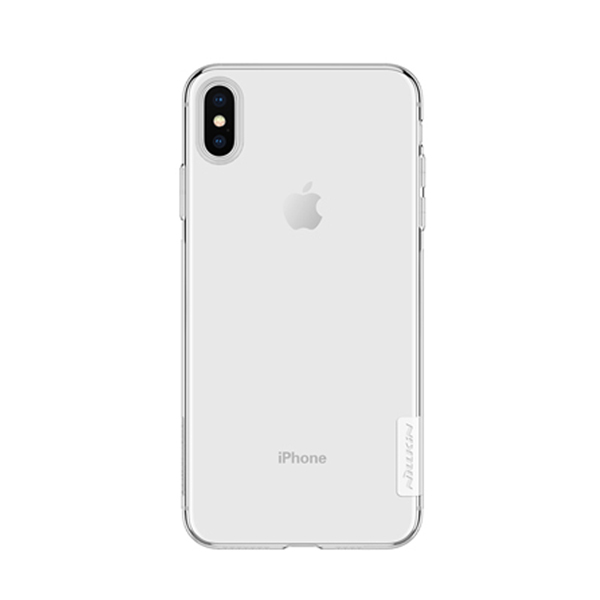 Ốp lưng iPhone XS Max Nillkin TPU Nature