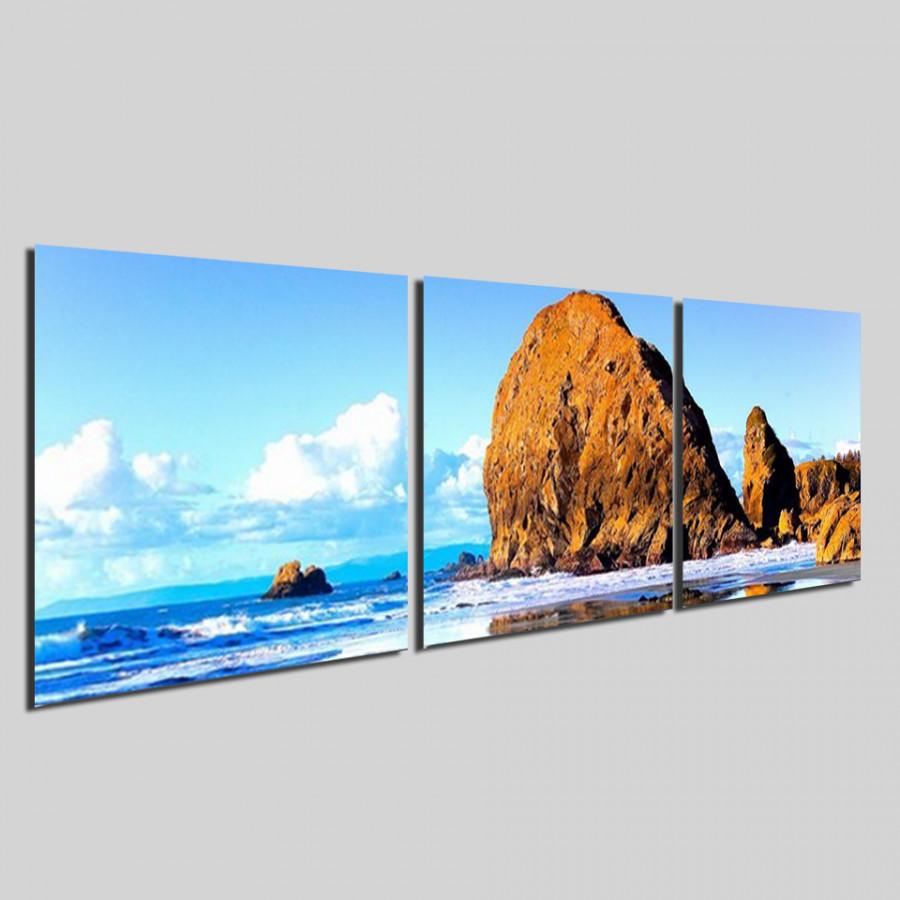 Bộ tranh 3 tấm phong cảnh biển tuyệt đẹp - tranh gỗ treo tường - dạng hình vuông từng tấm - 2148308 , 3969578300950 , 62_13698664 , 1300000 , Bo-tranh-3-tam-phong-canh-bien-tuyet-dep-tranh-go-treo-tuong-dang-hinh-vuong-tung-tam-62_13698664 , tiki.vn , Bộ tranh 3 tấm phong cảnh biển tuyệt đẹp - tranh gỗ treo tường - dạng hình vuông từng tấm