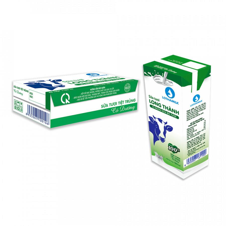 Thùng 48 hộp sữa tươi tiệt trùng Lothamilk có đường ( 180ml/hộp ) - 9600085 , 5025891367891 , 62_17898438 , 348000 , Thung-48-hop-sua-tuoi-tiet-trung-Lothamilk-co-duong-180ml-hop--62_17898438 , tiki.vn , Thùng 48 hộp sữa tươi tiệt trùng Lothamilk có đường ( 180ml/hộp )