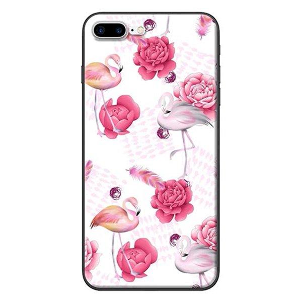 Ốp Lưng Dành Cho iPhone 7 Plus/ 8 Plus - Mẫu  Hạc Hồng - 20150957 , 7864746928812 , 62_20784458 , 120000 , Op-Lung-Danh-Cho-iPhone-7-Plus-8-Plus-Mau-Hac-Hong-62_20784458 , tiki.vn , Ốp Lưng Dành Cho iPhone 7 Plus/ 8 Plus - Mẫu  Hạc Hồng