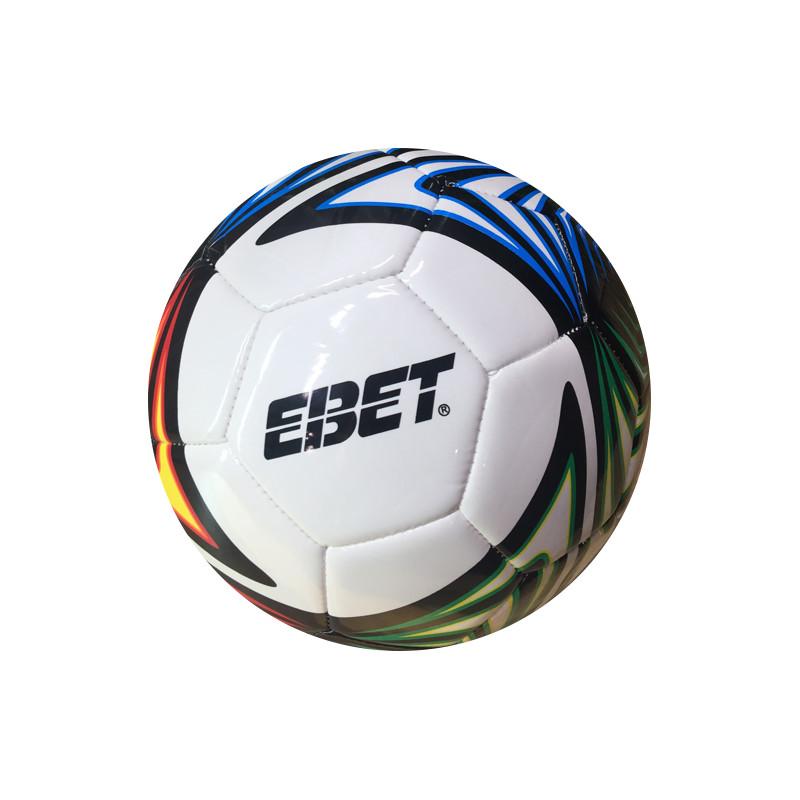 Quả bóng đá Động Lực Ebet Trẻ Em Size 4 (Giao màu ngẫu nhiên)