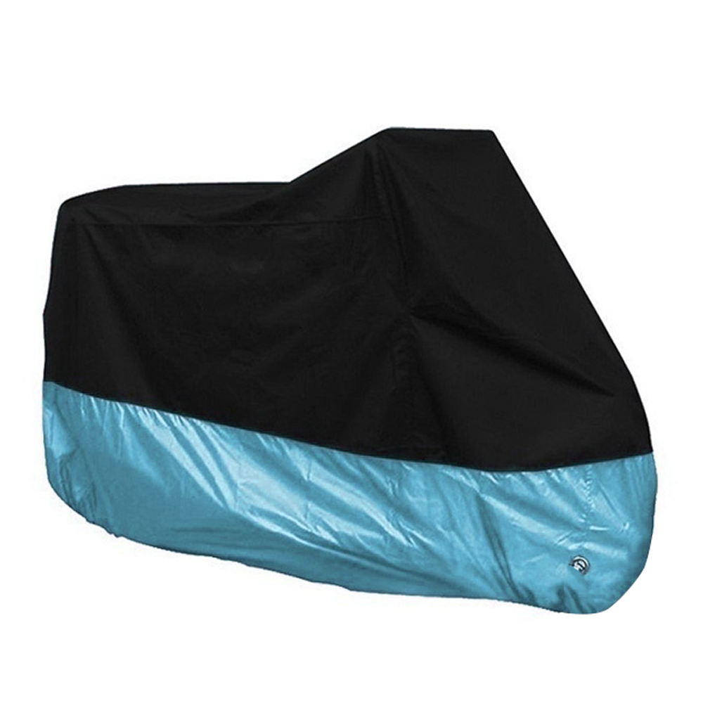 Waterproof Motorcycle Cover Shelter Rain UV All Weather Protection Covers - 16800382 , 3133296240977 , 62_29147155 , 373200 , Waterproof-Motorcycle-Cover-Shelter-Rain-UV-All-Weather-Protection-Covers-62_29147155 , tiki.vn , Waterproof Motorcycle Cover Shelter Rain UV All Weather Protection Covers