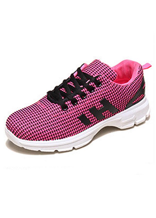 Giày sneaker thể thao nữ thoáng khí Rozalo RM6429