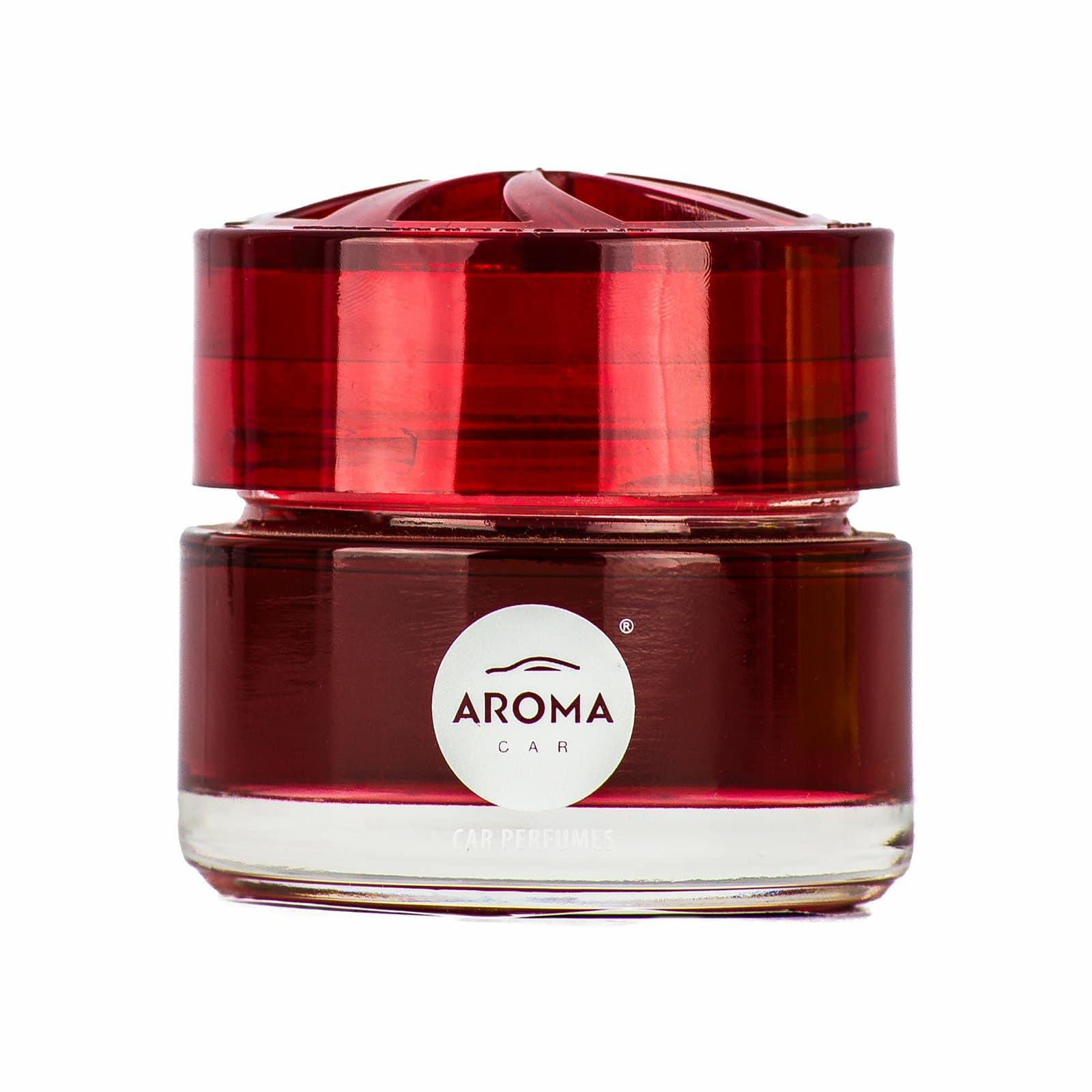 Gel nước hoa ô tô Aroma Car 50ml Forest Fruits (hương trái cây)