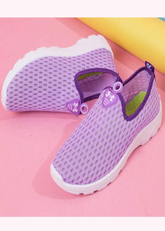 Giày Thể Thao Siêu Dẻo AT21 - (Màu Hồng)