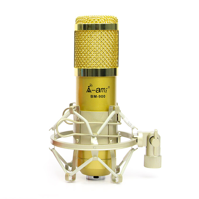 Mic thu âm chính hãng BM900 Ami - 1290069 , 1530509370667 , 62_14439289 , 1750000 , Mic-thu-am-chinh-hang-BM900-Ami-62_14439289 , tiki.vn , Mic thu âm chính hãng BM900 Ami