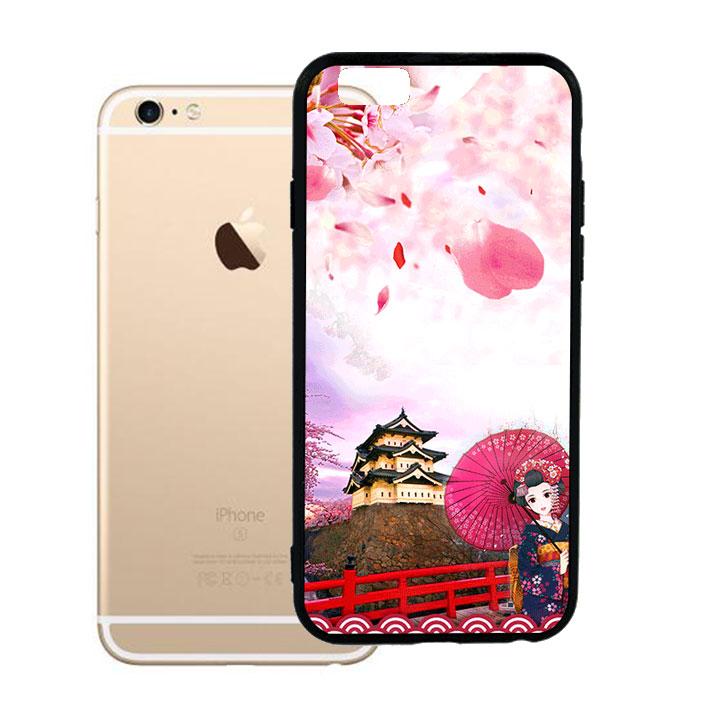 Ốp lưng viền TPU cho Iphone 6 Plus - Nhật Bản