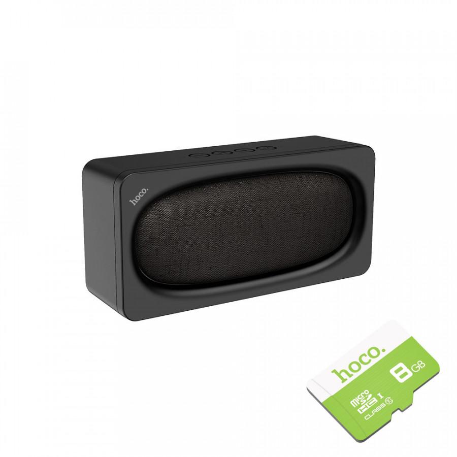 Loa bluetooth để bàn Hoco BS27 loa không dây thời gian nghe nhạc 6h - Tặng thẻ nhớ tốc độ cao 8Gb