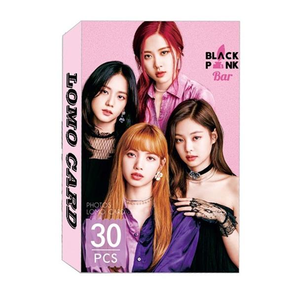 Bộ lomo card BLACK PINK mới - 7390197 , 2576013942920 , 62_11218386 , 85000 , Bo-lomo-card-BLACK-PINK-moi-62_11218386 , tiki.vn , Bộ lomo card BLACK PINK mới