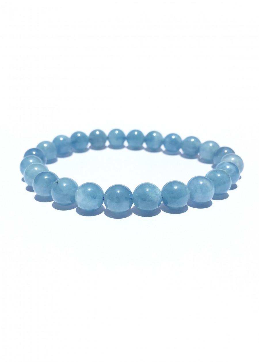 Vòng Tay Đá Aquamarine Vip NEJA Gemstones