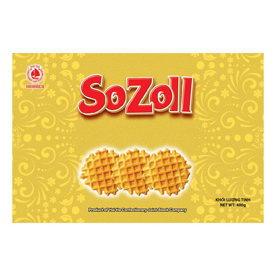 Bánh Sozoll Hải Hà (Hộp 400g) - 7527625 , 3664140723785 , 62_16351660 , 91000 , Banh-Sozoll-Hai-Ha-Hop-400g-62_16351660 , tiki.vn , Bánh Sozoll Hải Hà (Hộp 400g)