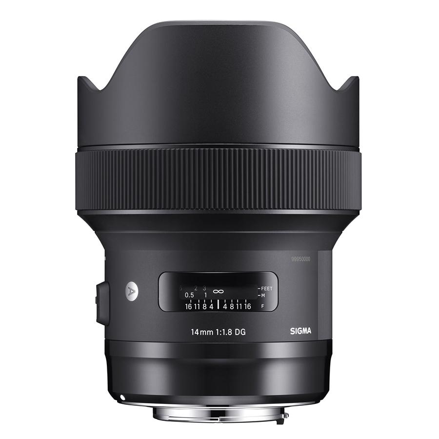 Ống kính Sigma 14 F1.8 DG HSM Art For Nikon - Hàng chính hãng - 1890250 , 4934881549685 , 62_14471306 , 32500000 , Ong-kinh-Sigma-14-F1.8-DG-HSM-Art-For-Nikon-Hang-chinh-hang-62_14471306 , tiki.vn , Ống kính Sigma 14 F1.8 DG HSM Art For Nikon - Hàng chính hãng