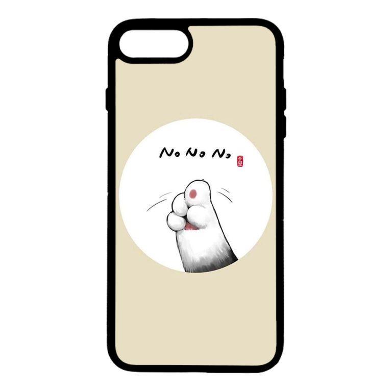 Ốp lưng dành cho điện thoại Iphone 7 Plus No No No