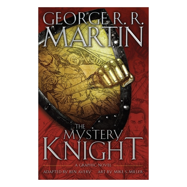 The Mystery Knight: A Graphic Novel - 1456041 , 7714578567744 , 62_11778494 , 513000 , The-Mystery-Knight-A-Graphic-Novel-62_11778494 , tiki.vn , The Mystery Knight: A Graphic Novel