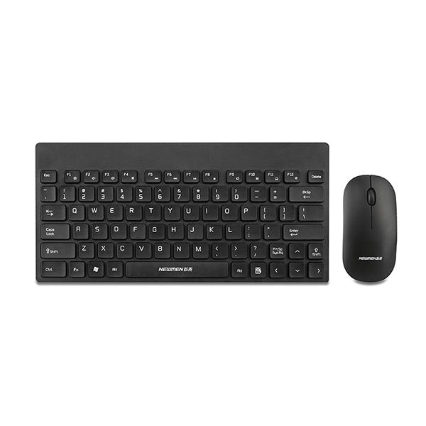 Bộ bàn phím + chuột máy tính không dây Newmen K101-Hàng Chính Hãng