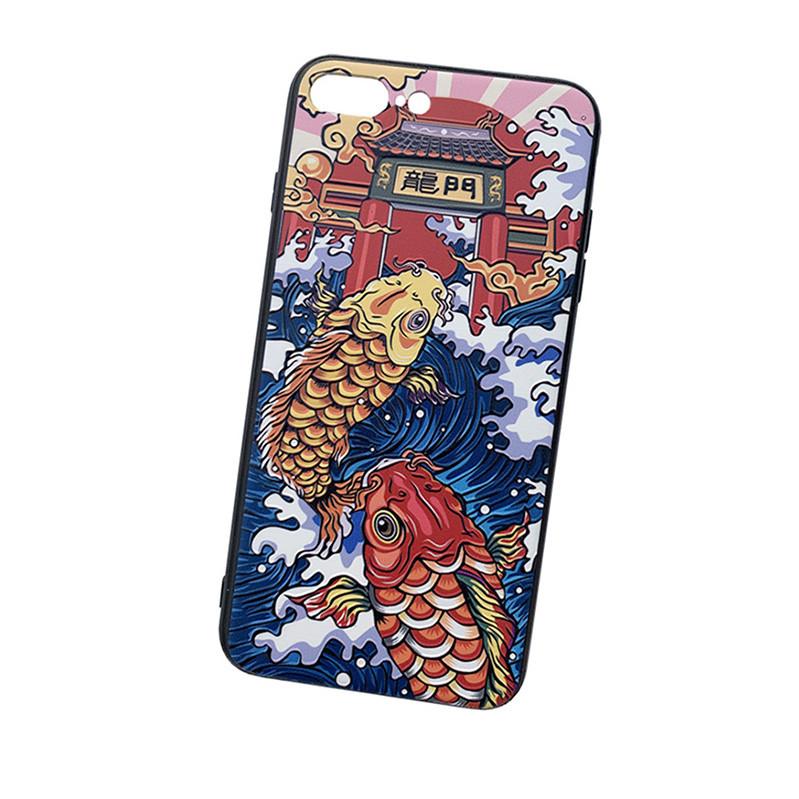 Ốp lưng iPhone 7Plus/8Plus ốp chiêu lộc - chiêu tài 4D