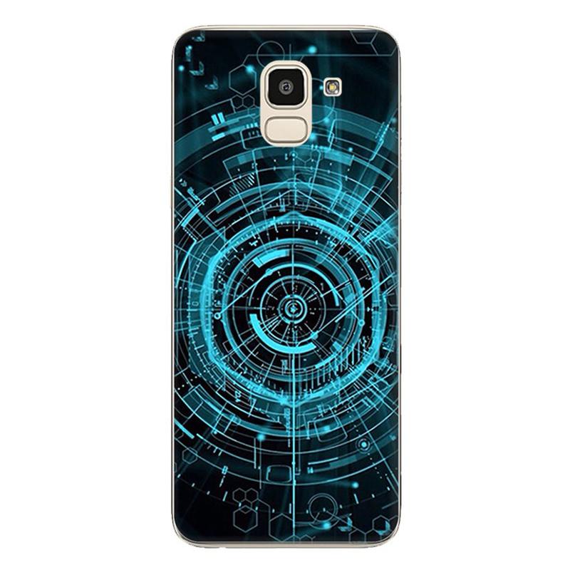 Ốp Lưng Dành Cho Samsung Galaxy J6 - Mẫu 35