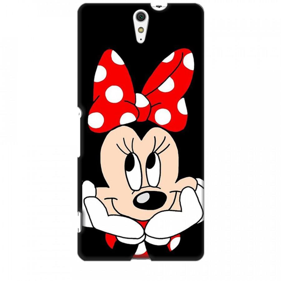 Ốp lưng dành cho điện thoại SONY C5 ULTRA Mickey Làm Duyên