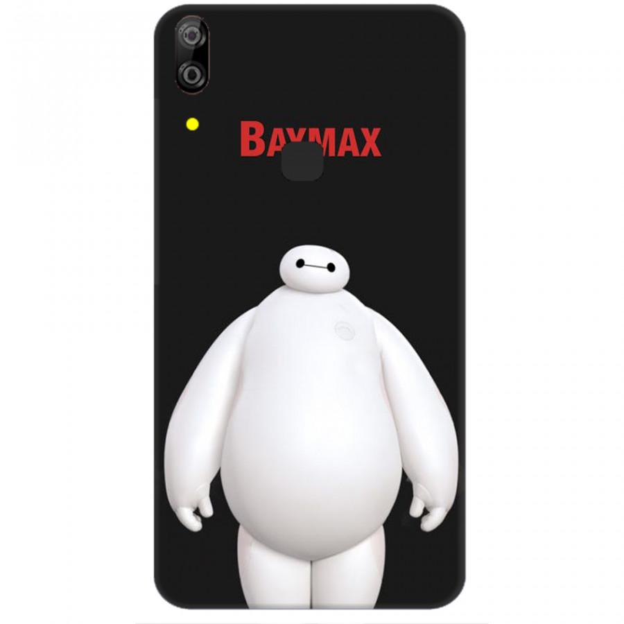 Ốp lưng cho điện thoại Vsmart Joy 1 Plus - hình F96