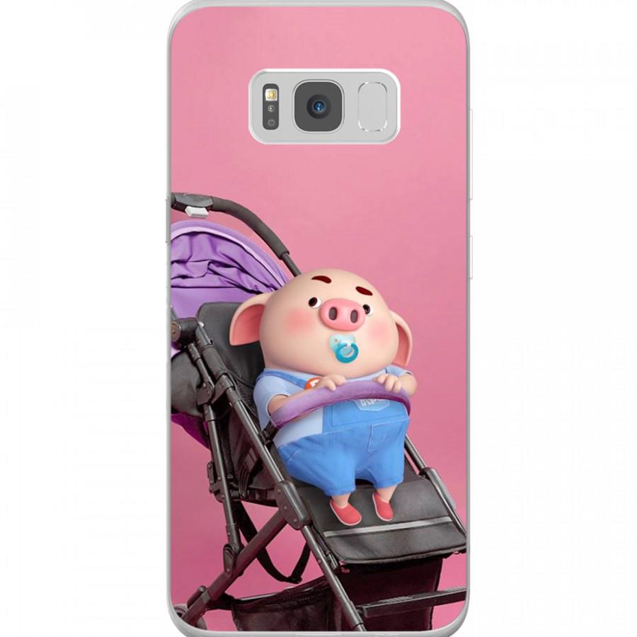 Ốp Lưng Cho Điện Thoại Samsung Galaxy S7 - Mẫu aheocon 130
