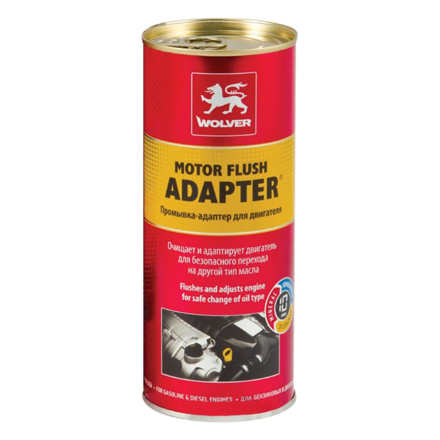 Dung Dịch Súc Rửa Động Cơ Motor Flush Adapter Nhập Khẩu Đức Wolver (350ml)
