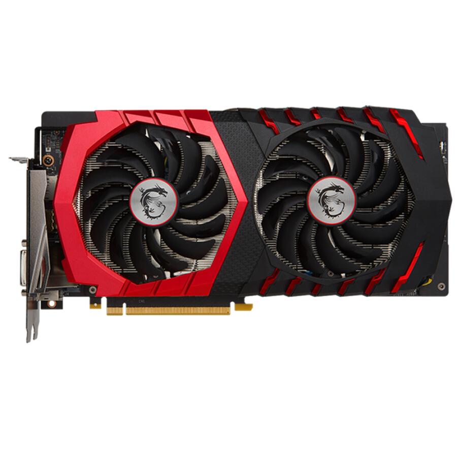 Card Đồ Họa MMSI GeForce GTX 1060 GAMING X 6GSI GeForce