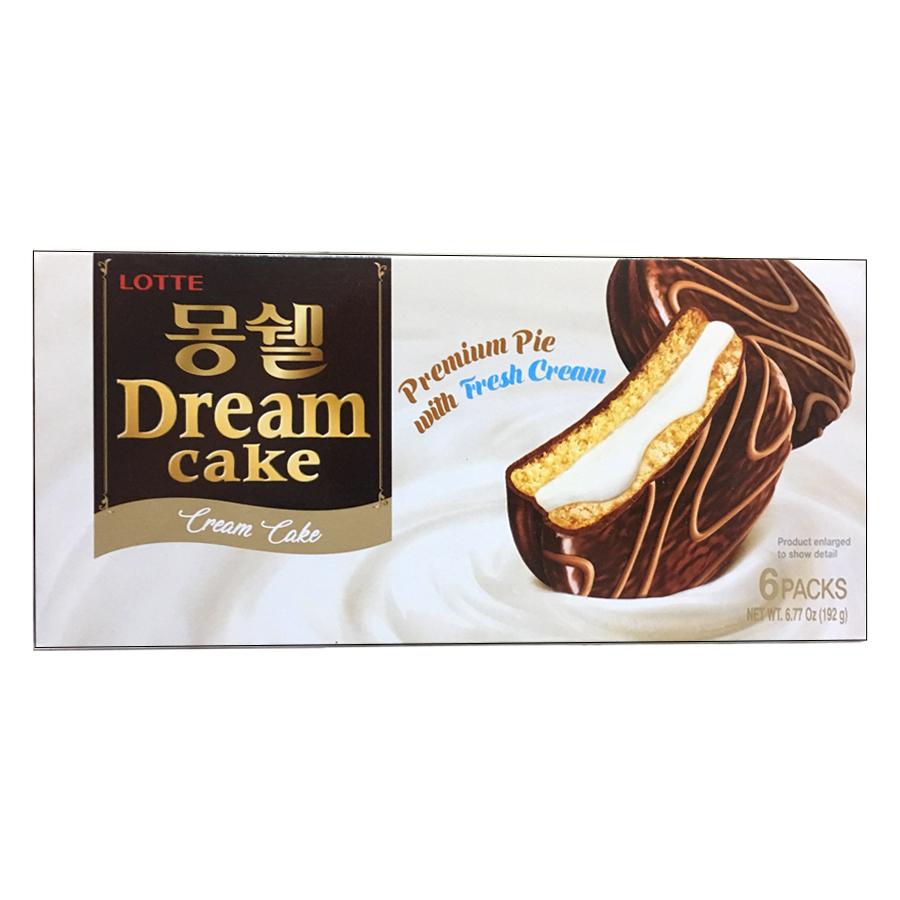 Bánh Mongswell Nhân Kem Lotte Hộp 192 Gram - Nhập Khẩu Hàn Quốc - 1538547 , 9434403822241 , 62_9690549 , 65000 , Banh-Mongswell-Nhan-Kem-Lotte-Hop-192-Gram-Nhap-Khau-Han-Quoc-62_9690549 , tiki.vn , Bánh Mongswell Nhân Kem Lotte Hộp 192 Gram - Nhập Khẩu Hàn Quốc