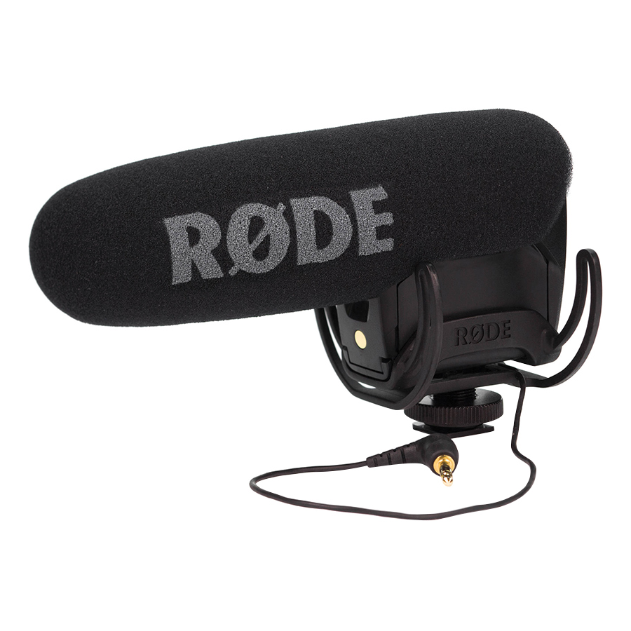 Micro Thu Âm Gắn Máy Rode Videomic Pro - Hàng Chính Hãng