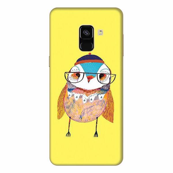 Ốp Lưng Dành Cho Samsung Galaxy A8 2018 - Mẫu 81