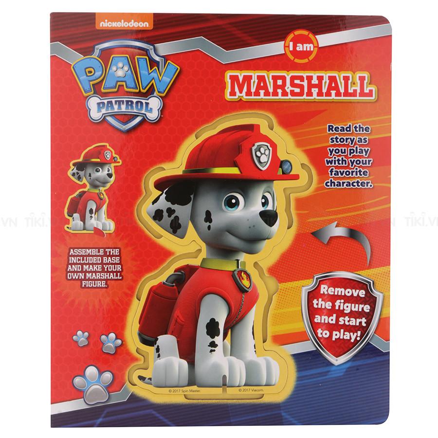 Nickelodeon Paw Patrol: I Am Marshall - Chú chó cứu hộ - 1123630 , 9266431824443 , 62_4266533 , 202000 , Nickelodeon-Paw-Patrol-I-Am-Marshall-Chu-cho-cuu-ho-62_4266533 , tiki.vn , Nickelodeon Paw Patrol: I Am Marshall - Chú chó cứu hộ