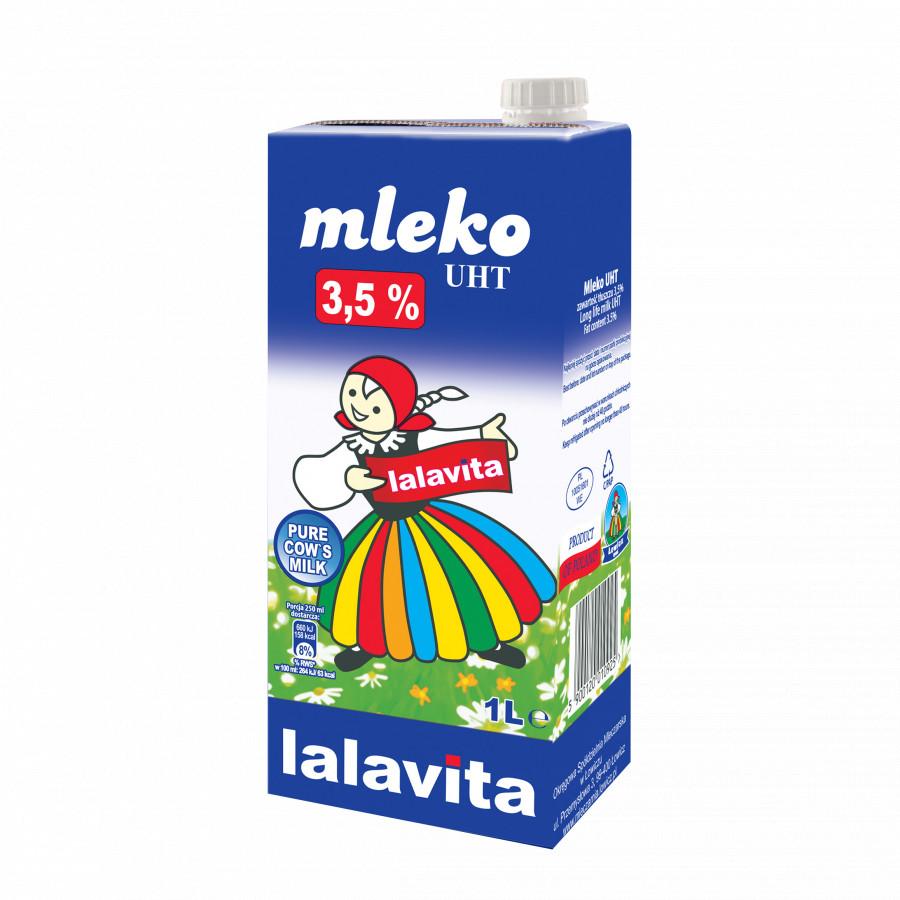 Sữa Tươi Nguyên Chất Tiệt Trùng LALAVITA MLEKO UHT 3,5% (1 lít) - 1722890 , 2755407259206 , 62_11981280 , 45000 , Sua-Tuoi-Nguyen-Chat-Tiet-Trung-LALAVITA-MLEKO-UHT-35Phan-Tram-1-lit-62_11981280 , tiki.vn , Sữa Tươi Nguyên Chất Tiệt Trùng LALAVITA MLEKO UHT 3,5% (1 lít)